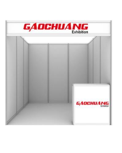 <h3>Modular Extrusion Exhibition Booth</h3>