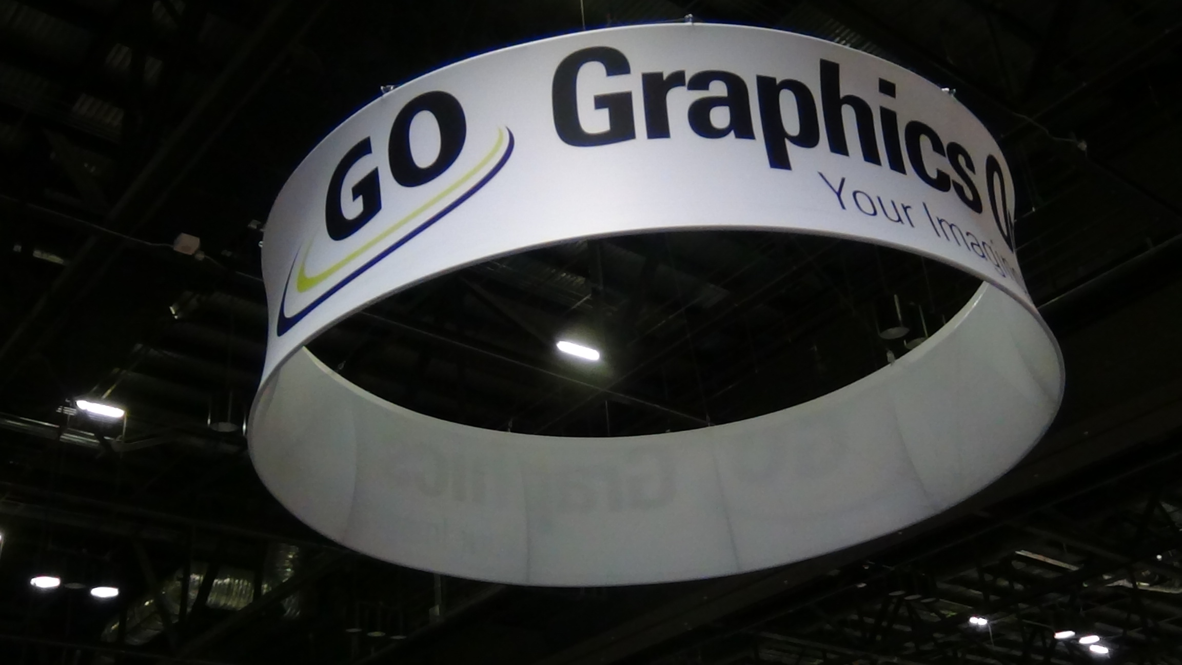 Customized Design Hanging Banners !