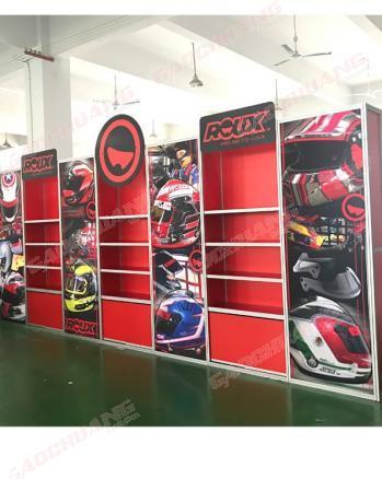 Exhibition booth Aluminum GC-3X6