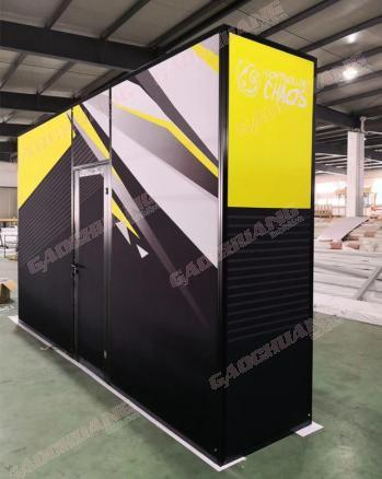 Modular Octanorm Exhibition Display Booth Stand