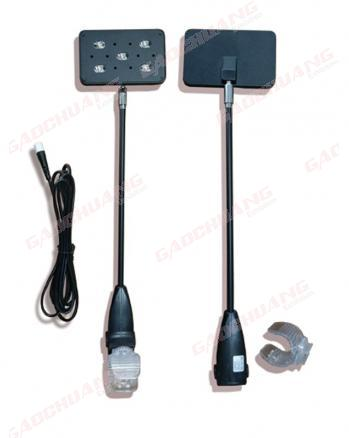 led display long arm spotlights,dispaly led light