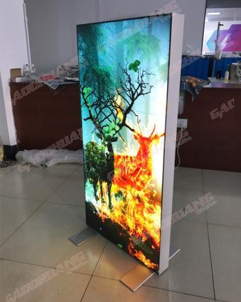 Frameless Fabric LED Light Box-02